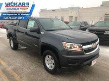 2019 Chevrolet Colorado WT  - $235.88 B/W