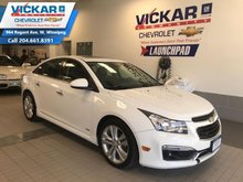2015 Chevrolet Cruze RS PACKAGE, SUNROOF, LEATHER INTERIOR  - $129.07 B/W