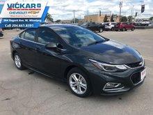 2018 Chevrolet Cruze LT  - $159.50 B/W