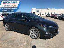2018 Chevrolet Cruze Premier  - $167 B/W