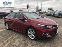 2018 Chevrolet Cruze Premier  - $179.84 B/W