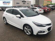 2018 Chevrolet Cruze Premier  - $181.16 B/W