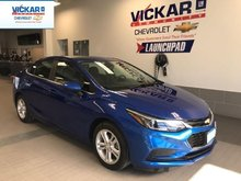 2018 Chevrolet Cruze LT REMOTE START, BOSE, SUNROOF !!!  - $127.80 B/W