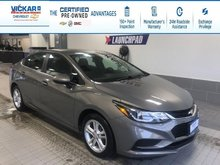2018 Chevrolet Cruze LT REMOTE START, BOSE, SUNROOF !!!  - $127.15 B/W