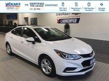 2018 Chevrolet Cruze LT REMOTE START, BOSE, SUNROOF !!!  - $133.17 B/W