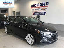 2018 Chevrolet Cruze Premier  LEATHER HEATED SEATS AND STEERING WHEEL, BLUETOOTH, REMOTE START  - $133.77 B/W