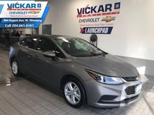 2018 Chevrolet Cruze LT  BOSE AUDIO, SUNROOF, HEATED SEATS   - $123.67 B/W