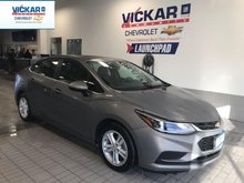2018 Chevrolet Cruze LT  BOSE AUDIO, SUNROOF, HEATED SEATS   - $128.46 B/W