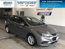 2018 Chevrolet Cruze LT  REAR VIEW CAMERA, BLUE TOOTH, HEATED SEATS  - $137.29 B/W