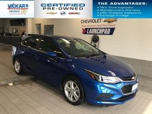 2018 Chevrolet Cruze LT  - $133.92 B/W