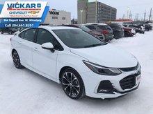 2019 Chevrolet Cruze Premier  - $178.04 B/W