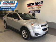 2015 Chevrolet Equinox LS  2.4L , AUTIMATIC, AWD, AIR CONDITIONING, CRUISE CONTROL  - $130 B/W