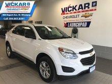 2017 Chevrolet Equinox LS  - $155 B/W