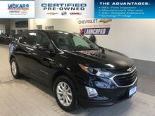 2018 Chevrolet Equinox LT  AWD, HEATED SEATS, POWER HATCH  - $197.85 B/W