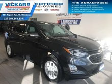 2018 Chevrolet Equinox LT  AWD, HEATED SEATS, REMOTE START  - $207.98 B/W