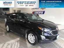 2018 Chevrolet Equinox LT  FWD, REMOTE START, HEATED SEATS, POWER HATCH  - $179.70 B/W