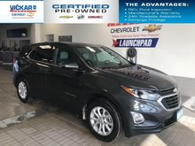 2018 Chevrolet Equinox LT  AWD, REMOTE START, HEATED SEATS, POWER HATCH  - $194.52 B/W