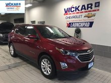 2018 Chevrolet Equinox LT  FWD, REMOTE START, BACK UP CAMERA, BLUETOOTH  - $177.68 B/W