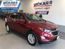 2018 Chevrolet Equinox LT  AWD, HEATED SEATS, POWER HATCH  - $194 B/W