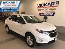 2018 Chevrolet Equinox LS  AWD, HEATED SEATS, BLUETOOH  - $182 B/W
