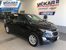 2018 Chevrolet Equinox LT  REMOTE START, BLUETOOTH, HEATED SEATS  - $194 B/W