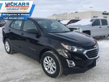 2019 Chevrolet Equinox LS  - Android Auto -  Apple CarPlay - $187.20 B/W