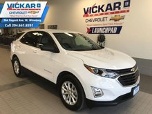 2019 Chevrolet Equinox LS  FWD, REMOTE START, HEATED SEATS, REAR VIEW CAMERA