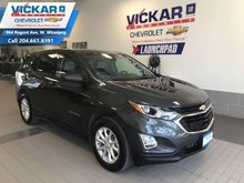 2019 Chevrolet Equinox LS  FWD, REMOTE START, REAR VIEW CAMERA, HEATED SEATS