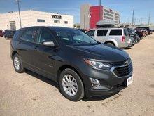 2020 Chevrolet Equinox LS  -  Next Gen Tech - $202 B/W