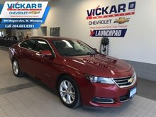 2014 Chevrolet Impala 1LT  AUTOMATIC, AIR CONDITIONING CRUISE CONTROL  - $124 B/W