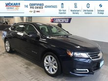 2018 Chevrolet Impala LT V6, LEATHER, SUNROOF, REMOTE START   - $171.59 B/W