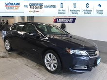 2018 Chevrolet Impala LT V6, LEATHER, SUNROOF, REMOTE START !!!  - $170.11 B/W