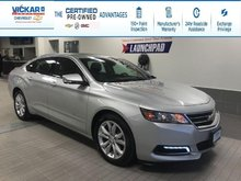 2018 Chevrolet Impala LT V6, LEATHER, SUNROOF, REMOTE START !!!  - $170.24 B/W