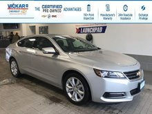 2018 Chevrolet Impala LT V6, LEATHER, SUNROOF, REMOTE START  - $166.88 B/W