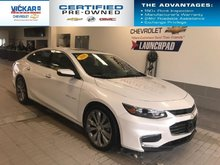 2016 Chevrolet Malibu Premier  NAVIGATION, BOSE AUDIO, SUNROOF  - $175.21 B/W