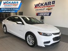 2017 Chevrolet Malibu 1LT   BOSE AUDIO,REAR VIEW CAMERA, HEATED SEATS  - $141 B/W