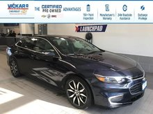 2018 Chevrolet Malibu LT TRUE NORTH, NAVIGATION, BOSE, SUNROOF  - $154.04 B/W