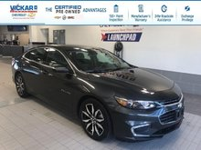 2018 Chevrolet Malibu LT TRUE NORTH, NAVIGATION,BOSE, SUNROOF  - $167.51 B/W