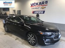 2018 Chevrolet Malibu LT  TRUE NORTH, NAVIGATION, SUNROOF, BOSE AUDIO  - $160.84 B/W
