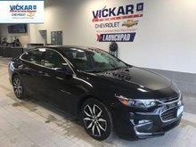 2018 Chevrolet Malibu LT  TRUE NORTH, NAVIGATION, SUNROOF, BOSE AUDIO  - $166.20 B/W