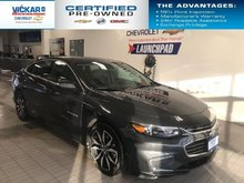 2018 Chevrolet Malibu LT  LEATHER HEATED SEATS, NAVIGATION, SUNROOF, BOSE  - $160.84 B/W
