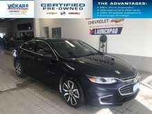 2018 Chevrolet Malibu LT  NAVIGATION, BOSE AUDIO, SUNROOF  - $160.84 B/W