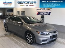 2018 Chevrolet Malibu LT NAVIGATION, BOSE AUDIO, SUNROOF  - $167.51 B/W
