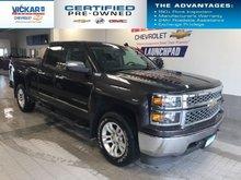 2014 Chevrolet Silverado 1500 LT  5.3L V8, 4X4, DOUBLE CAB,   - $201.98 B/W