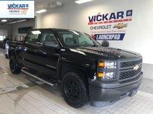 2014 Chevrolet Silverado 1500 RWD, CREWCAB, 4.3L V6,  - $167.37 B/W
