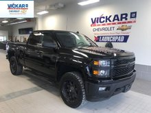2014 Chevrolet Silverado 1500 LTZ    5.3L V8, 4WD, LIFTED, UPGRADED RIM AND TIRE, BLACKOUT,  LEATHER   - $236.77 B/W