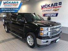 2015 Chevrolet Silverado 1500 5.3L V8, 4X4 CREW CAB, SHORT BOX  - $229.08 B/W