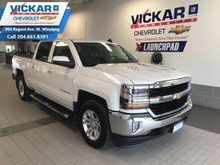 2017 Chevrolet Silverado 1500 5.3L V8, 4X4, CREW CAB, CENTER CONSOLE, HEATED SEATS  - $239 B/W