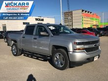 2018 Chevrolet Silverado 1500 Custom  - $306.00 B/W