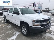 2018 Chevrolet Silverado 1500 Work Truck  - $340.00 B/W